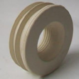 Rubber Fin Type Internal Flush Pipe Cone Seal - 54000265